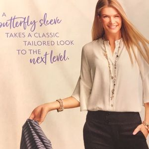 The Float Blouse
